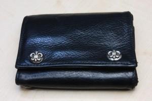クロムハーツの財布、修理後