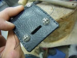 取り付けて、縫い直します。